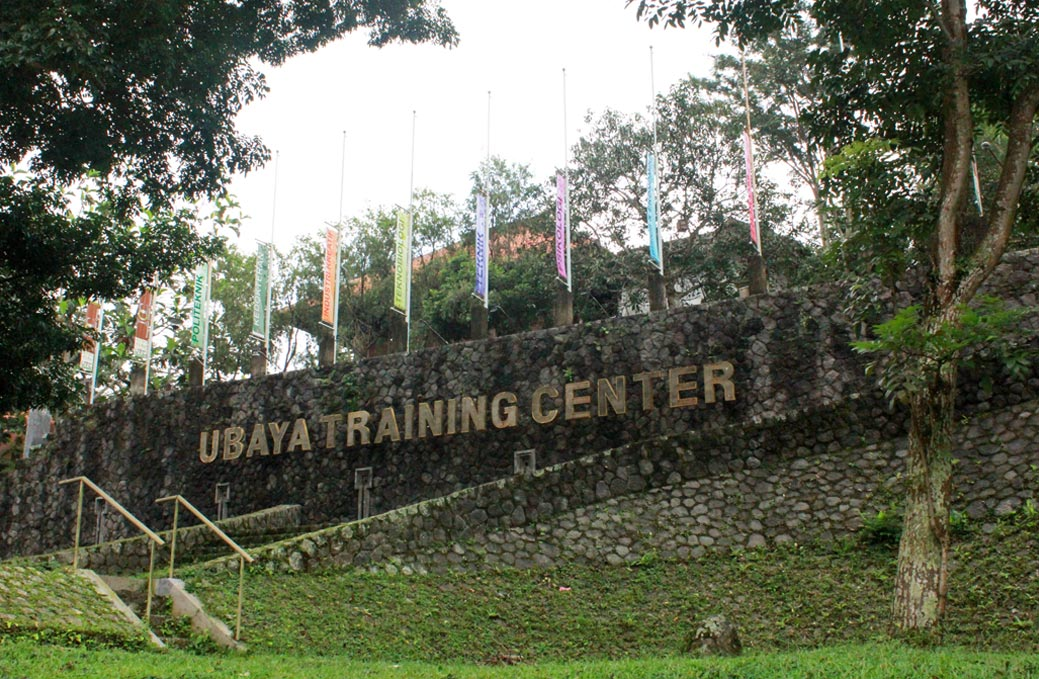 Ubaya Training Center, Cottage Berkonsep Lingkungan